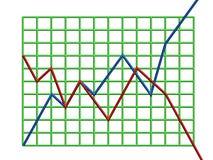 图表 向量例证