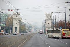 图象华沙 免版税库存图片