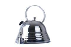 图象厨房系列茶壶商品 免版税库存图片
