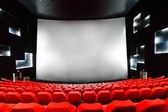 图象最大值戏院 库存照片