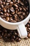 图象每咖啡豆 图库摄影