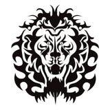 图象顶头狮子 库存图片