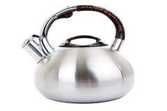 图象水壶厨房系列商品 免版税库存照片