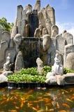 图阿Pek孔寺庙, Sitiawan,马来西亚 库存图片