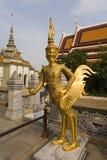 图guilded kaeo phra泰国wat 库存图片