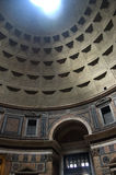 圆屋顶万神殿罗马罗马 库存图片