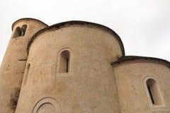 圆形建筑圣乔治 免版税库存图片