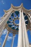 圆形建筑 图库摄影