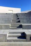 圆形露天剧场的细节位于里斯本 免版税库存图片