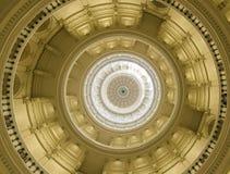 圆形建筑的得克萨斯 库存照片