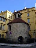圆形建筑的Nalezenà svatého KÅ™ÃÅ ¾ e MenÅ ¡ Ãho 图库摄影