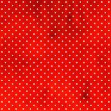 圆点花样的布料脏的模式 免版税库存图片