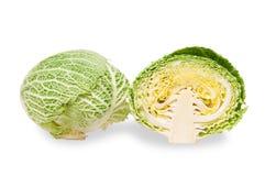 圆白菜开胃菜 免版税库存图片