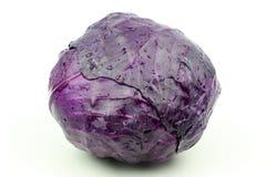 圆白菜紫色 图库摄影