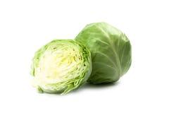 圆白菜绿色 库存照片