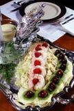 圆白菜虾 库存图片