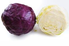 圆白菜 免版税库存图片