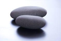 禅宗石头 免版税图库摄影