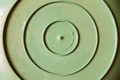 圆的塑料碗 图库摄影