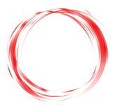 圆的框架 免版税库存图片