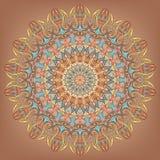 圆的模式- 2 库存图片