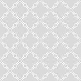 圆的线的无缝的样式 几何墙纸 异常的la 库存图片