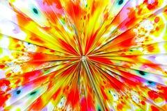 圆的颜色 免版税图库摄影
