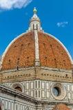 圆顶佛罗伦萨 免版税库存图片