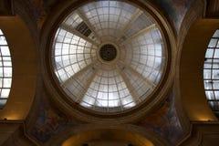 圆顶和艺术 图库摄影