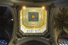 圆顶在大教堂荷兰市登博斯 免版税图库摄影