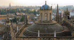 圆顶大教堂 库存图片