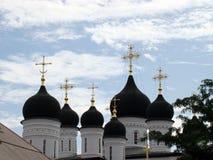 圆顶大教堂 免版税库存图片