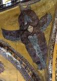 圆顶天使形象圣索非亚大教堂 免版税库存照片
