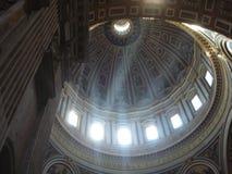 圆顶意大利万神殿罗马 图库摄影
