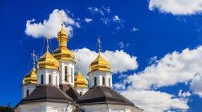 圆顶教会 库存图片