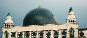 圆顶清真寺 免版税库存图片