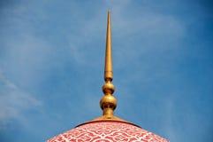 圆顶清真寺 库存图片