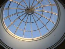 圆顶玻璃 库存图片