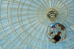 圆顶玻璃 库存照片