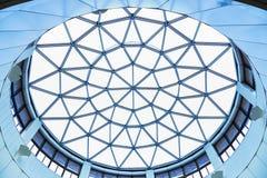 圆顶的格子结构  免版税库存图片
