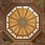 圆顶皇家陈列的屋顶 免版税库存图片