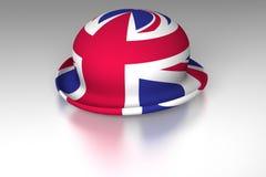 圆顶硬礼帽英国 免版税库存照片
