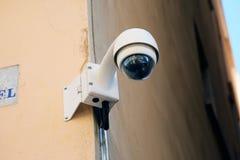 圆顶类型照相机在法国 库存图片