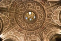 圆顶维也纳 免版税库存照片