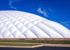 圆顶建筑结构 免版税库存图片