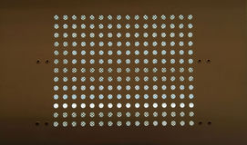圈子正方形 库存图片