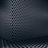圈子滤网模式背景  免版税图库摄影