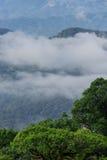 土井Inthanon国家公园,泰国 免版税库存照片