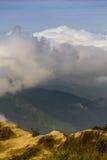 土井Inthanon国家公园,泰国 免版税库存图片