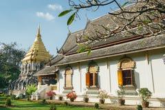 土井pui Chiangmai 库存照片